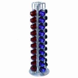 Tavola swiss Vista - Porte capsules rotatif pour 40 capsules Nespresso