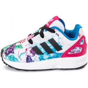 Adidas Zx Flux El Print - Baskets running bébé