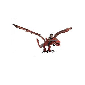 Spin Master Dragons - Figurine avec armure Hookfang et Snotlout