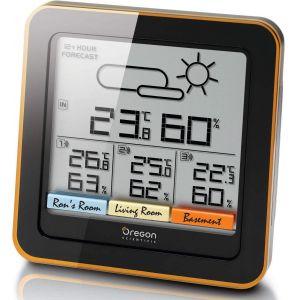 "Oregon scientific RAR502 - Station météo ""confort"" Multi-Zone"