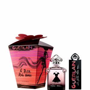 Guerlain La Petite Robe Noire - Coffret eau de parfum et échantillon de rouge à lèvres