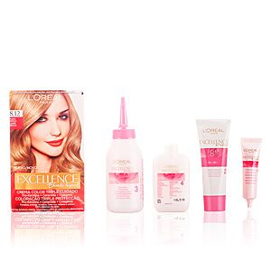 L'Oréal Excellence 8.12 Blond Mythique - Crème colorante triple protection