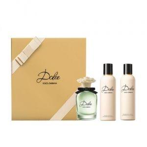 Dolce & Gabbana Dolce - Coffret eau de parfum, gel douche et lait pour le corps