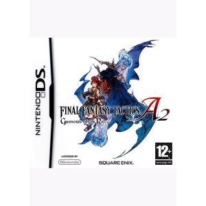 Final Fantasy Tactics A2 : Grimoire of the Rift sur NDS