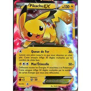 Asmodée Pikachu Ex - Carte Pokémon Xy84 Promo