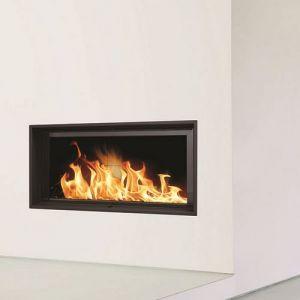 Termofoc C1150ES - Insert à bois 16 kw + Kit de ventilation pour insert C1150ES