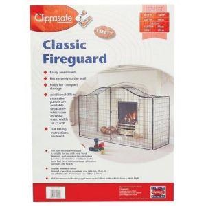 Clippasafe CL1020 - Barrière de sécurité pour cheminée