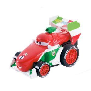 Mattel Cars 2 Francesco Bernoulli Ripstick roue arrière