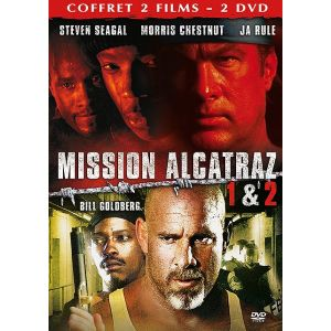 Coffret Mission Alcatraz 1 & 2