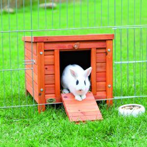 Trixie Maisonnette pour lapins Natura