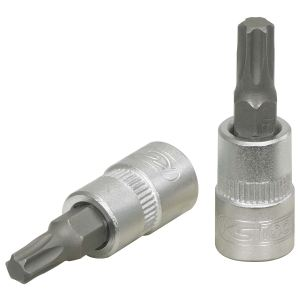 KS Tools 911.1443 - Douille tournevis 1/4'' Torx T15 L.37 mm