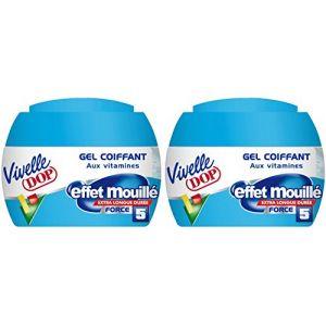 Dop Vivelle - Gel coiffant effet mouillé