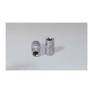 """KS Tools 911.4322 - Douille 1/2"""" Torx E16 L.38 mm"""
