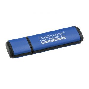 Kingston DTVP30M-R/16GB - Clé USB 3.0 16 Go DataTraveler Vault Privacy 3.0 Management-Ready