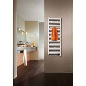 Lvi 3850022 - Sèche-serviettes Jarl IR T soufflant 500 Watts