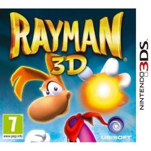Rayman 3D sur 3DS