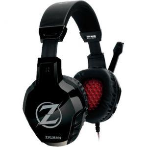 "Zalman Tech Co. Ltd. ZM-HPS300 - Casque-micro filaire Gamer 3.5 mm (1/8"")"