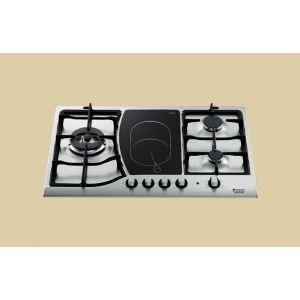 Table cuisson hotpoint ph comparer 15 offres - Table cuisson mixte gaz vitroceramique ...