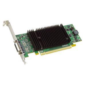 Matrox P69-MDDE256LAUF - Carte graphique Millennium P690 Plus LP 256 Mo DDR2 PCI-E