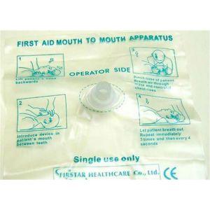 MCH Masque bouche à bouche usage unique