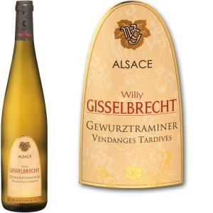 willy gisselbrecht 2011 vin blanc d 39 alsace aoc gewurztraminer comparer avec. Black Bedroom Furniture Sets. Home Design Ideas