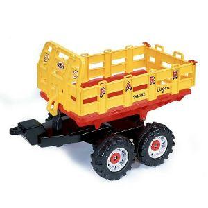 Falk 941 - Remorque wagon farm maxi pour tracteurs à pédales