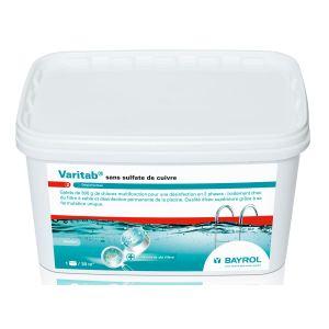 Bayrol VariTab - Galets 2 en 1 chlore lent et rapide 5,4 kg