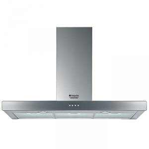 Hotpoint HFD 9 F ICE/HA - Hotte décorative 90cm