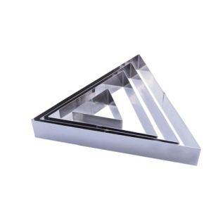 De Buyer 3937.08 - Cercle petit gâteau triangle (7,5 cm)