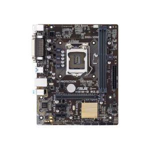 Asus H81M-D R2.0 - Carte mère socket LGA1150
