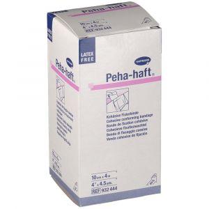 Hartmann Peha Haft bande sans latex 4 m x 10 cm