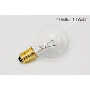 Easy Connect 66710 - Pack de 6 ampoules claires 10 W