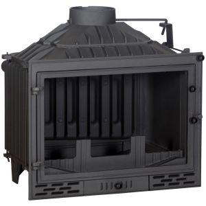 Ferlux C-20 - Foyer chaudière en fonte 12,5 kw avec bouilleur 7L