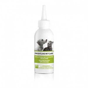Frontline Pet Care - Solution nettoyante oculaire