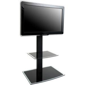 """Erard 35060 - Meuble TV pour écran 23 à 37"""" jusqu'à  25 kg"""
