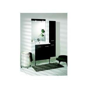 Colonne salle de bain wenge comparer 26 offres for Colonne salle de bain wenge blanc