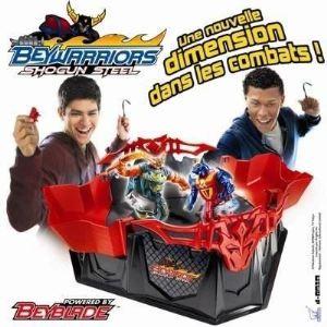 Hasbro Set de combat Beyblade Octadon Shodown