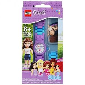 Lego 9001000 - Montre pour fille Friends Olivia