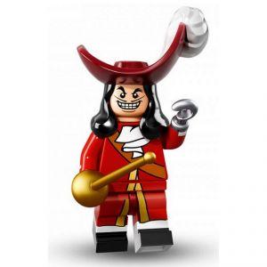 Lego Figurine Serie Disney : Capitaine Crochet