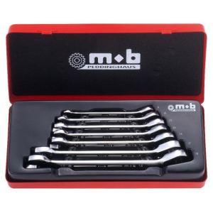 Mob 9002000101 - 7 clés mixtes à cliquet