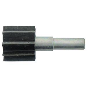 SCID 1151 - Fraise acier au carbone à affleurer Diamètre 25 mm Longueur 22 mm