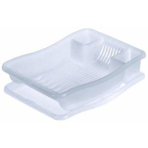Curver 173120 - Egouttoir à vaisselle pour 18 assiettes avec plateau GM