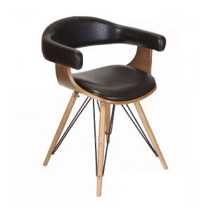La Chaise Longue Fauteuil Kubrick en bois