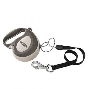 Ferplast Flippy Controller cordon large - Laisse à enrouleur automatique pour chien