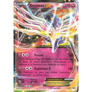 Asmodée Xerneas-Ex - Carte Pokémon Xy07 Promo