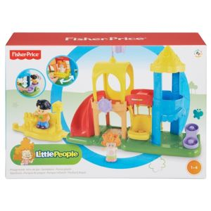 Fisher-Price Aire de jeux Little People