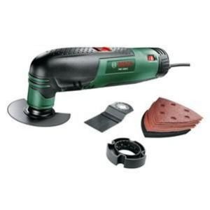Bosch PMF 1800 E - Outil multifonctions filaire 190W
