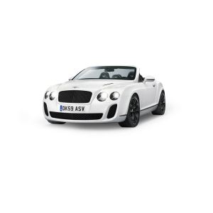 Jamara Voiture radiocommandée Bentley Continental Gt Speed Cabrio 40 MHz