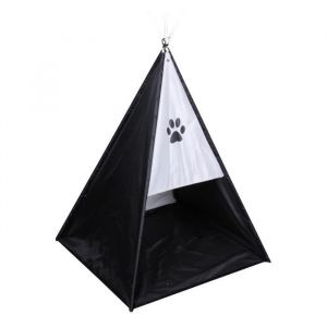 tipi dogi 47 x 47 x 62 cm pour chien comparer avec. Black Bedroom Furniture Sets. Home Design Ideas