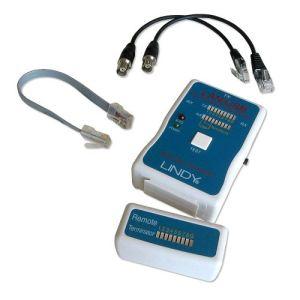 Lindy 43009 - Testeur de câbles Reseau / USB